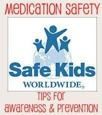 Safe Kids Worldwide Tips for Medication Safety