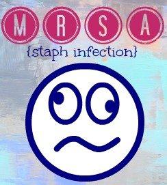 My MRSA staph infection story