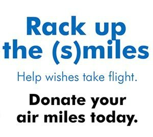 Rack up the (S)miles and donate frequent flyer miles {Make-A-Wish} #wwemoms