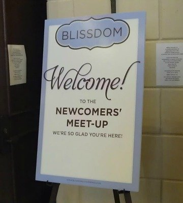 BlissDom Newcomers Meet-Up