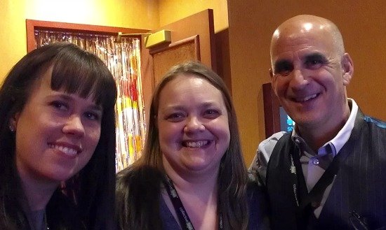 meeting Courtney and Ted #SoFabCon
