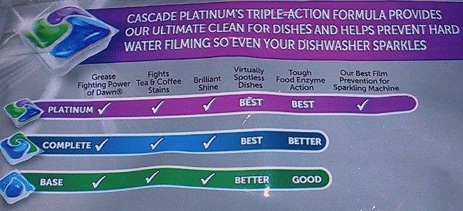 Cascade Platinum #MyPlatinum