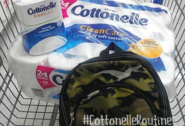 Cottonelle Clean Care #CottonelleRoutine