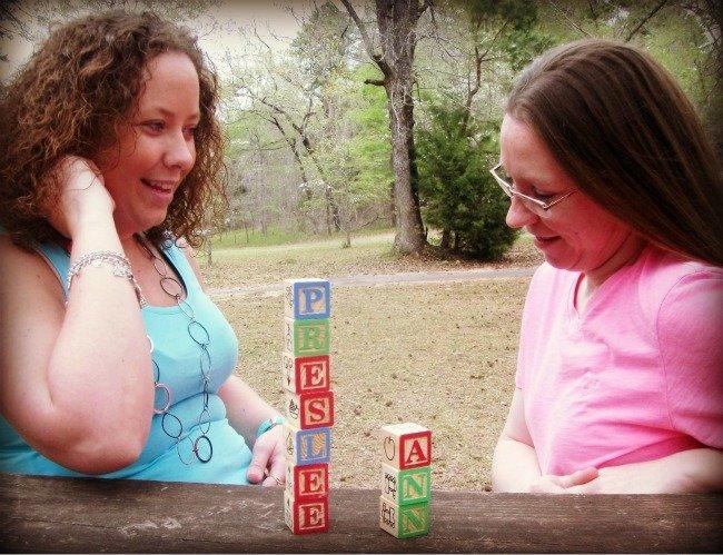 We love Preslee Ann - pregnancy photo shoot