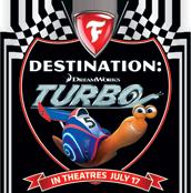 Destination TURBO Sweepstakes