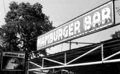Hamburger Bar Palestine TX