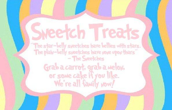 Sneetch Treats