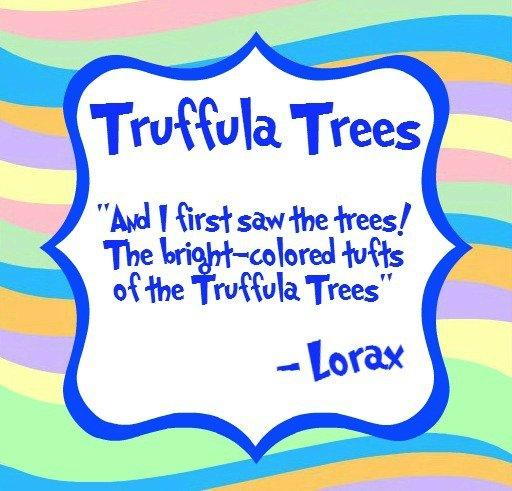 truffula trees blue