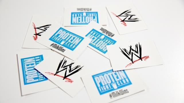 Got Milk and WWE create Protein Fight Club #wwemoms