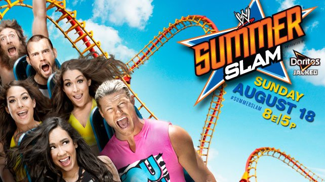 SummerSlam Doritos Jacked Sunday August 18 #wwemoms