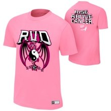 RVD support Breast Cancer awareness with WWE and Susan G. Komen #WWEmoms #RiseAboveCancer