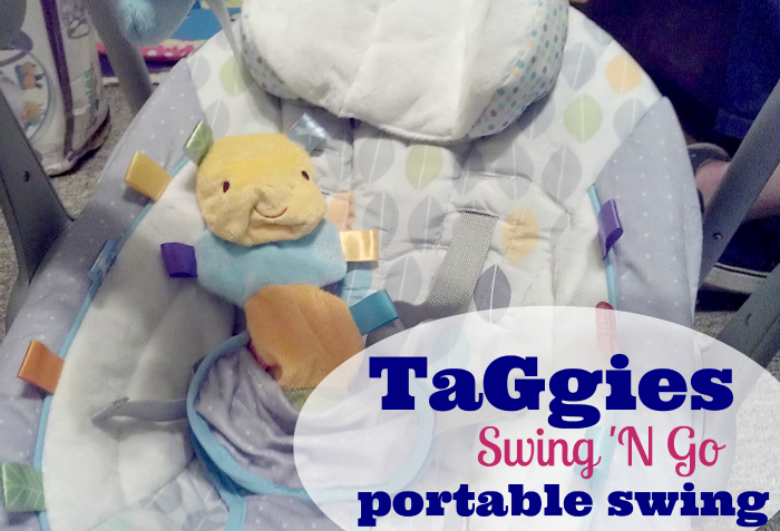 TaGgies Swing N Go portable swing final