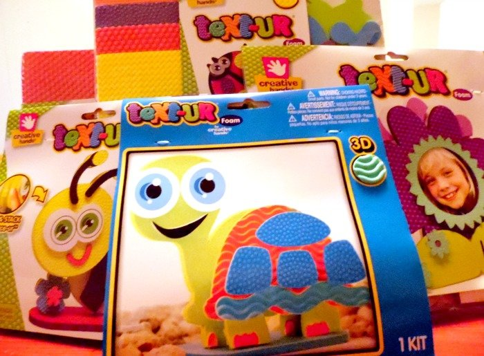 text-UR® Foam crafts