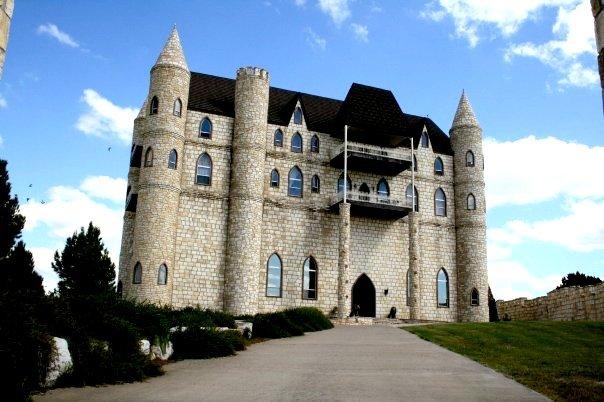 Falkenstein castle Burnet TX (10/6/07)