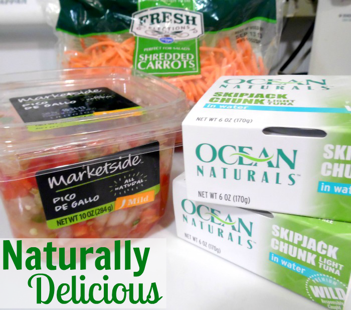 Naturally Delicious Healthy Dinner Ideas #OceanNaturals #shop #cbias