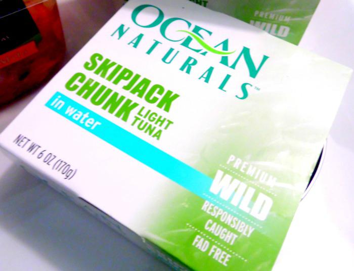 Ocean Naturals Skipjack Chunk Light Tuna #OceanNaturals #shop #cbias