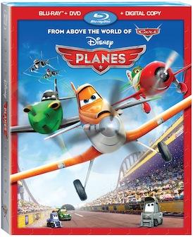 Disney Planes on DVD November 19