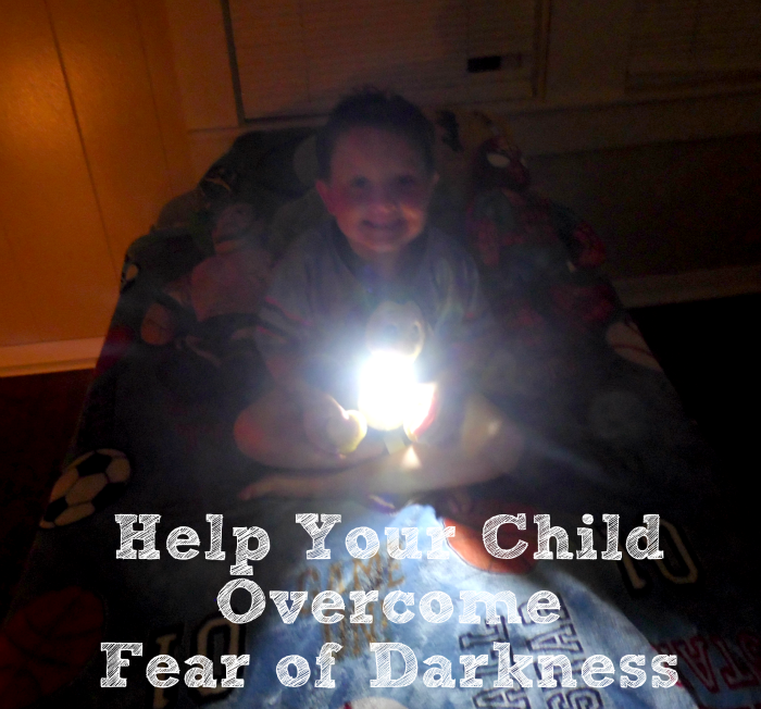 Help Your Child Overcome Fear of Darkness with Flashlight Friends