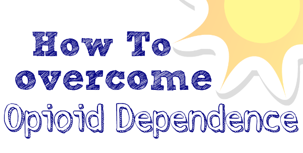 How To Overcome Opioid Dependence #ResetReality