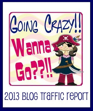 2013 Blog Traffic Report