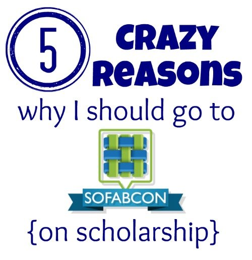 5 Crazy Reasons Why I Should Go To #SoFabCon #CollectiveBias #LuvSoFab14
