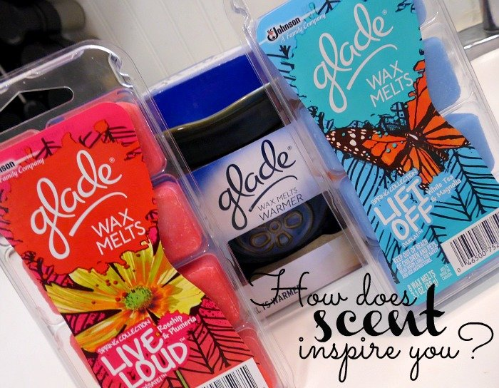 How does scent inspire you #MeltsBestFeelings #shop #cbias