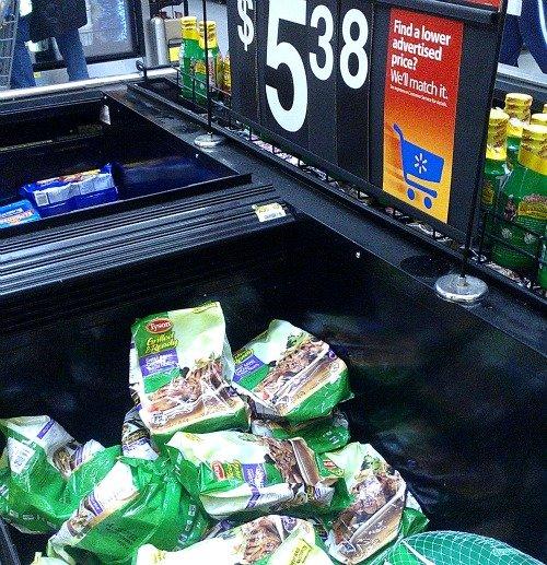 Tyson Grilled and Ready chicken at Walmart #JustAddTyson #shop #cbias