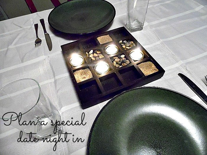 Plan a special dinner for date night in #KYdatenight #ad #cbias