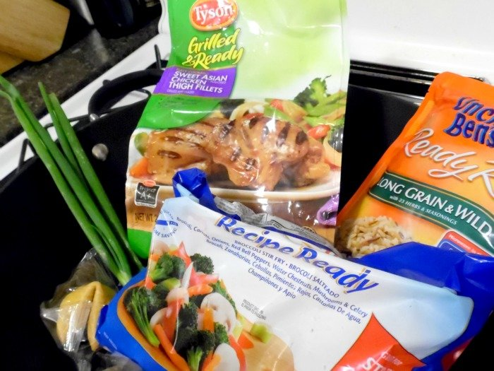 quick and easy meal #JustAddTyson #shop #cbias