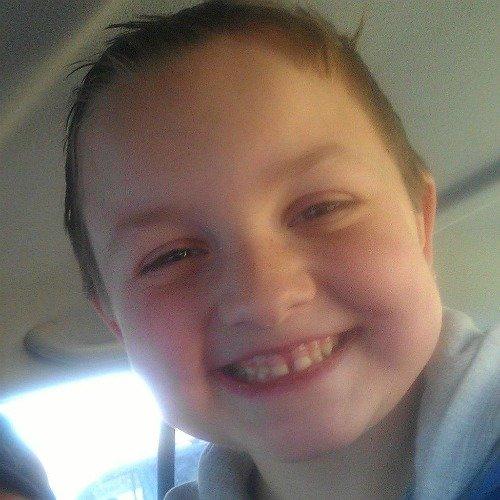 Benjamin - 6 years old