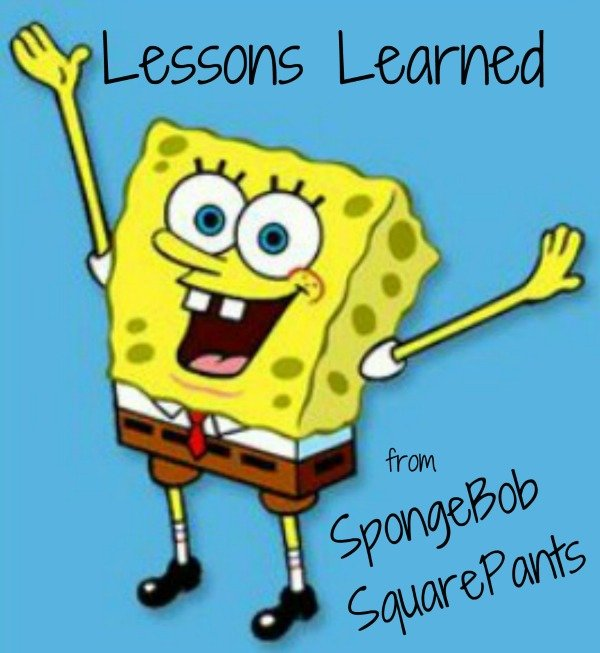 Lessons Learned from SpongeBob SquarePants