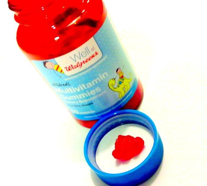 Multivitamin Gummies #WellatWalgreens #shop #cbias