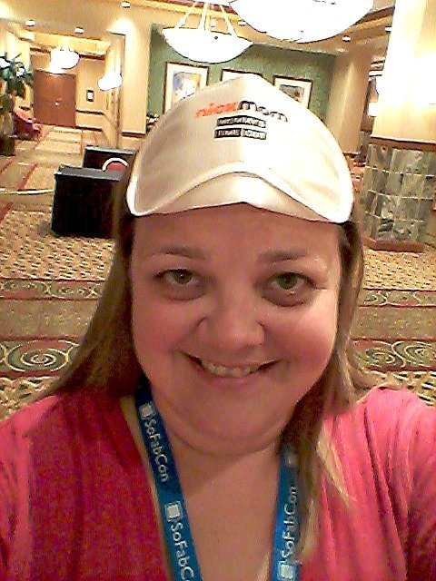 Selfie at the #NickMomPJParty #SoFabCon14