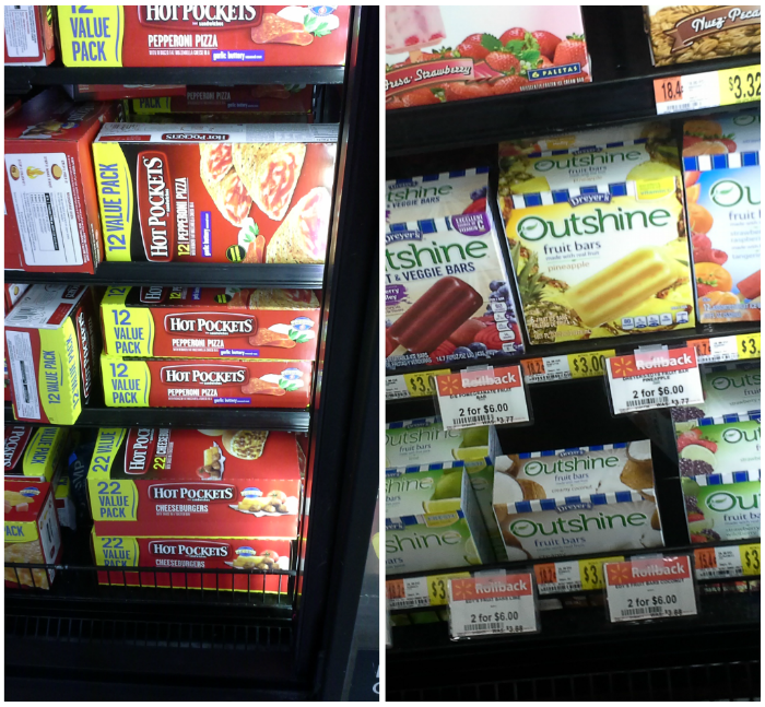 simple frozen snacks for summer #SummerGoodies #shop #CollectiveBias