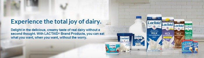 LACTAID Dairy Products