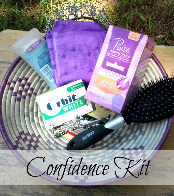 Confidence Kit #PoisewithSAM #sponsored