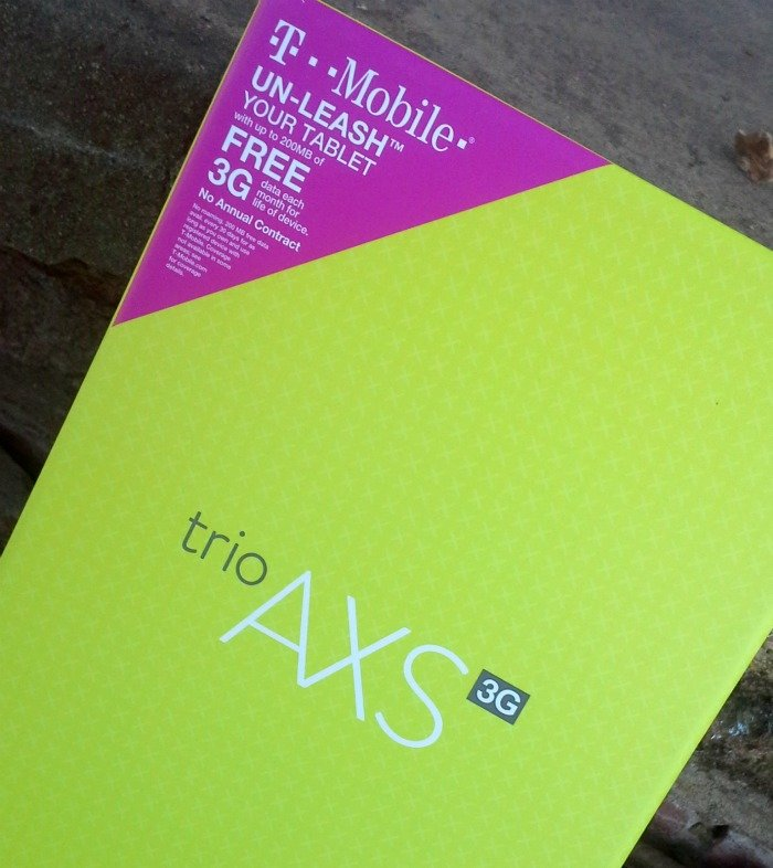 Trio Tablet with Free Data for life on a Tmobile data plan #TabletTrio #shop #CollectiveBias