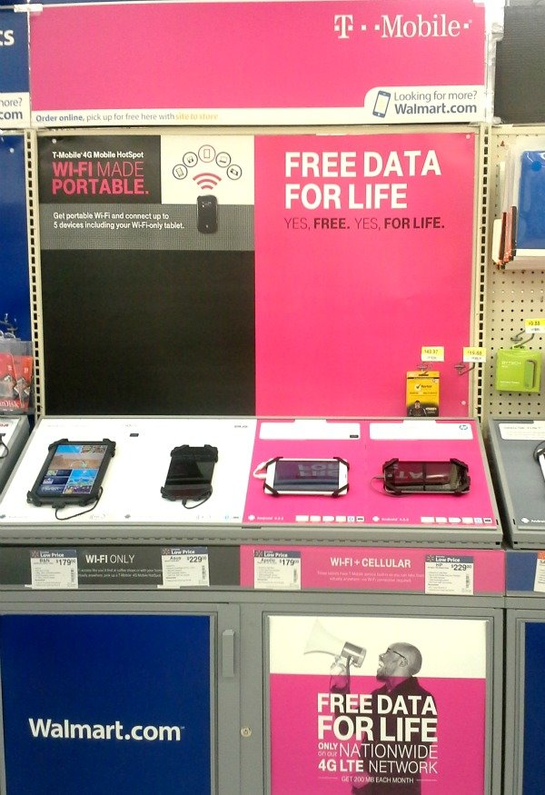 Trio Tablet at Walmart #TabletTrio #shop #CollectiveBias
