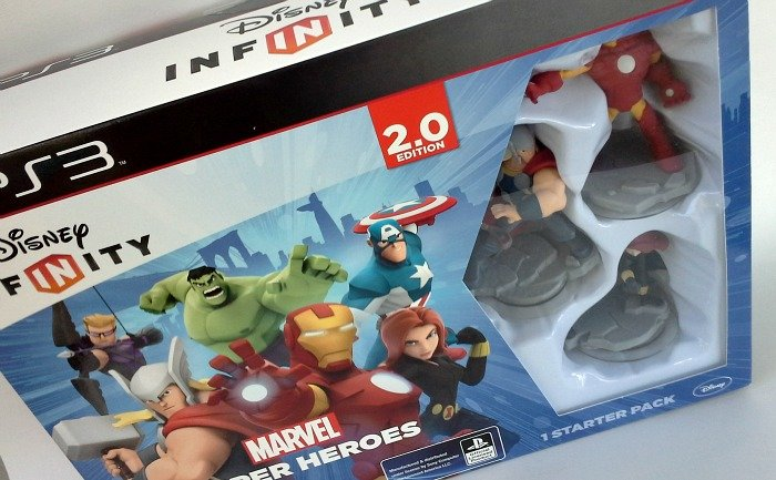Disney Infinity 2.0 Starter Pack #InfinityHeroes #shop #CollectiveBias