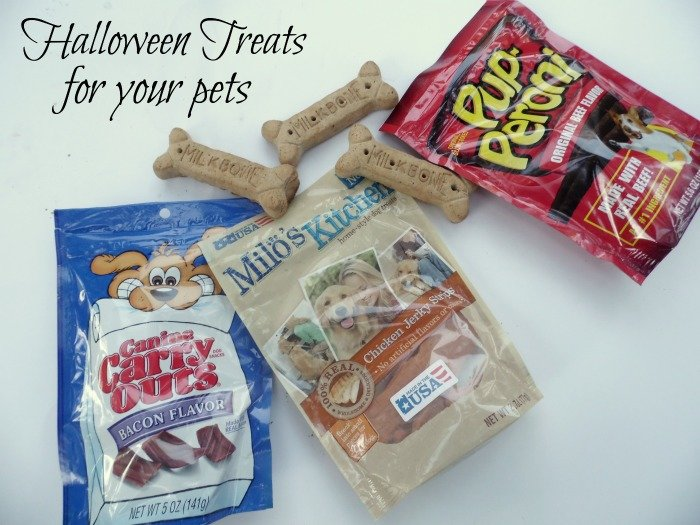 dog treats for Halloween #shop #TrickOrTreatEm #CollectiveBias