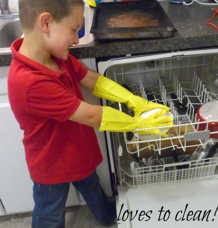 loves to clean #Instaclean #CollectiveBias #shop