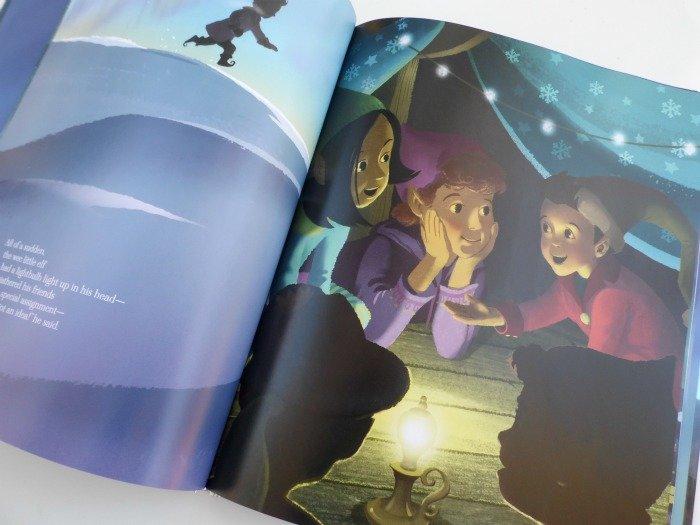 Northpole book by Hallmark #NorthpoleFun #CollectiveBias #ad