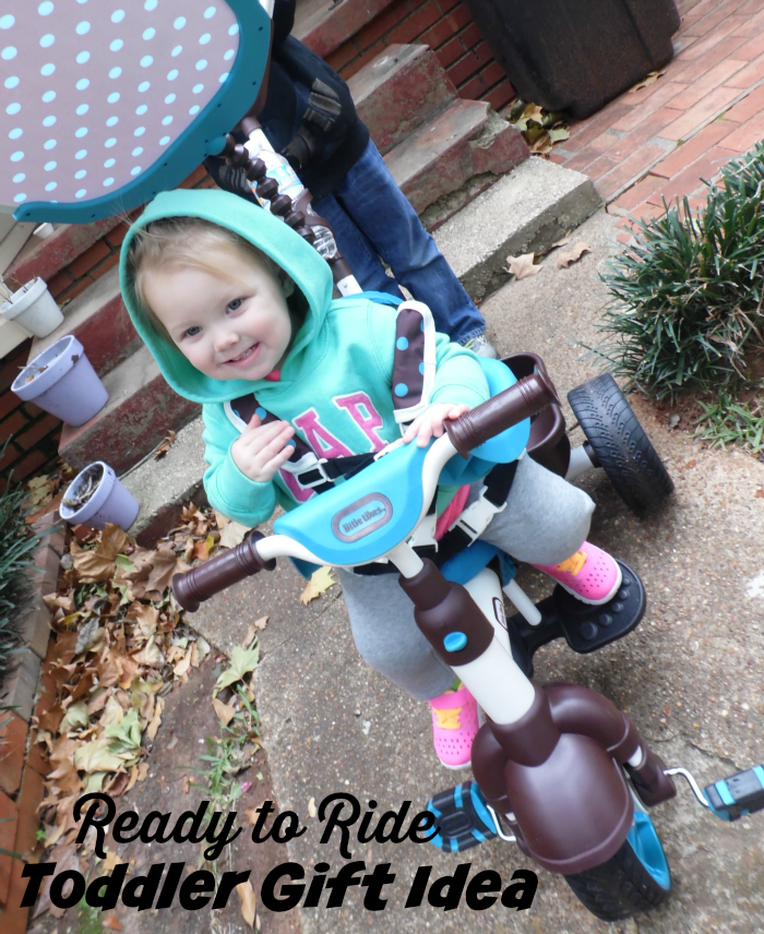 Toddler Gift Idea: Little Tikes 4-in-1 Trike