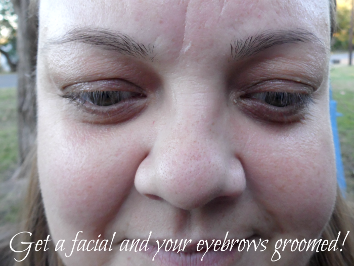 Step 1 in building confidence in your look is to groom your eyebrows #MoreIsBeautiful #CollectiveBias #ad