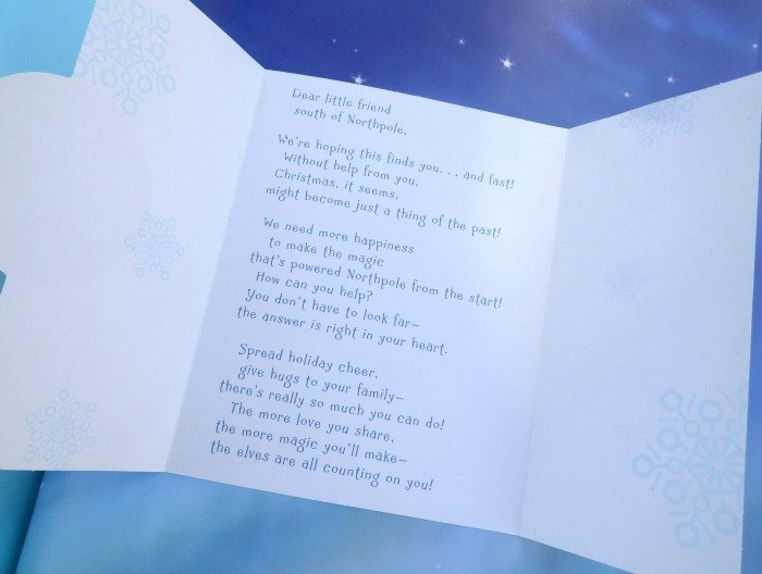Northpole book by Hallmark #NorthpoleFun #CollectiveBias #ad
