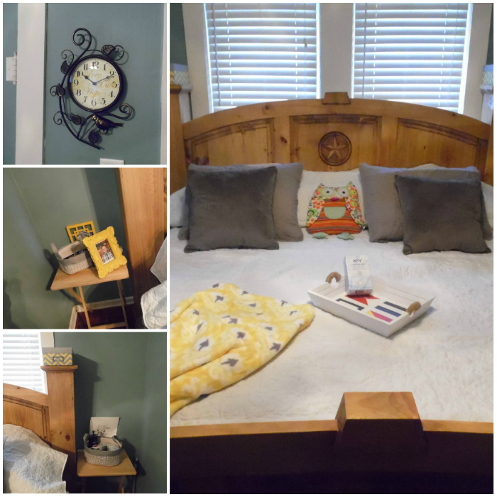 Romantic Bedroom Makeover #TheMoodStrikes #ad #CollectiveBias #cbias