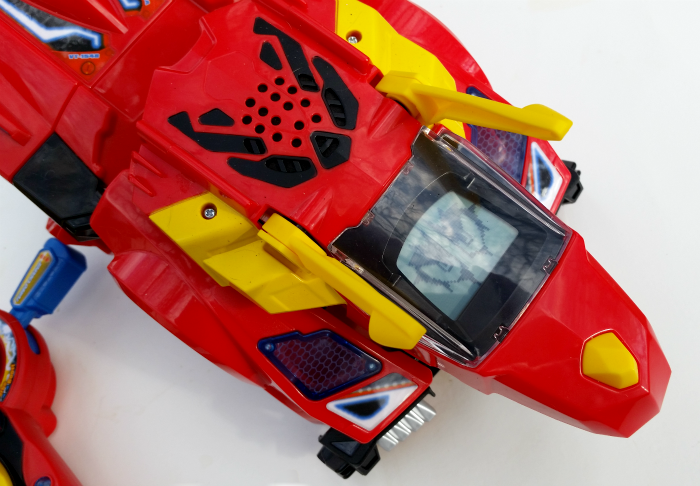 The best new RC toy from VTech - VTech® Switch & Go Dinos® Turbo Bronco the RC Triceratops™
