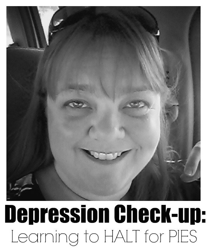 Depression Check-up: Learning to HALT for PIES