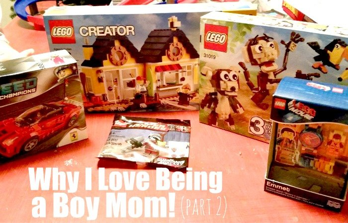Why I love being a boy mom (part 2) #boymom