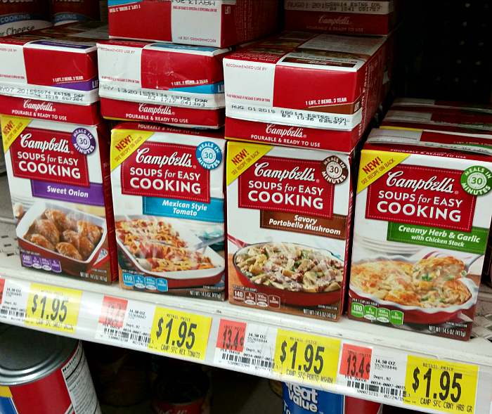 Campbells Soups for Easy Cooking #ad #CollectiveBias